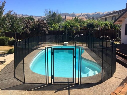 Livermore Pool Safety Fence