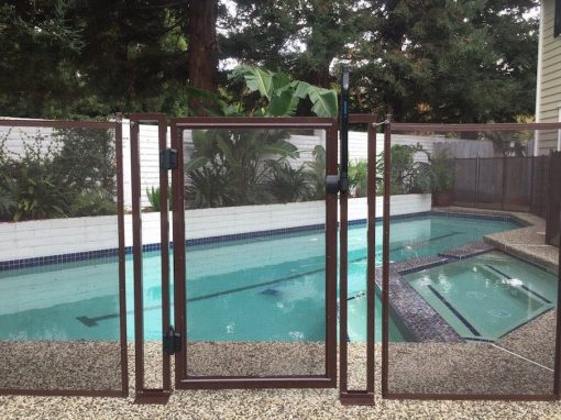 Redwood City Pool Fences