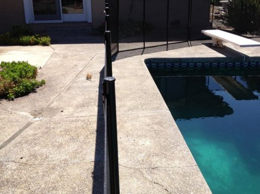 Swimming Pool Fences