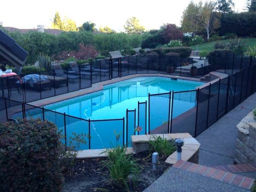 Pool Fence Los Altos