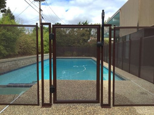 Palo Alto Pool Fences