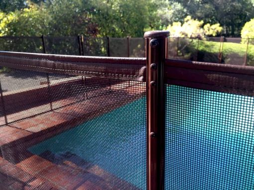Redwood City Pool Fence