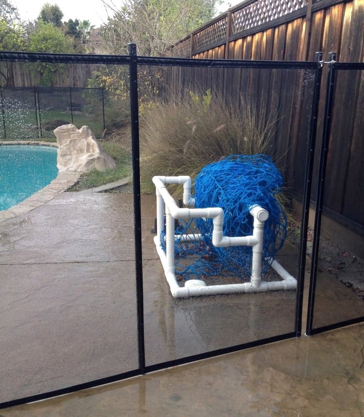 San Carlos Pool Fence Baby Barrier Pool Fence Of San Jose