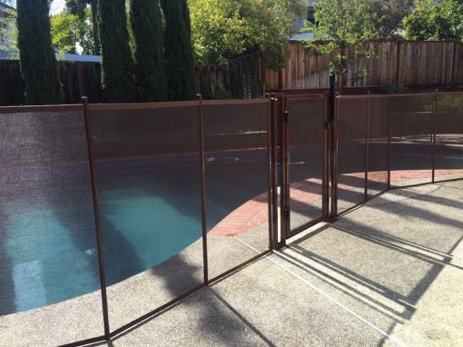 Union City Pool Fence