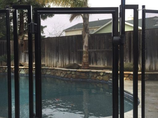 California Pool Fence