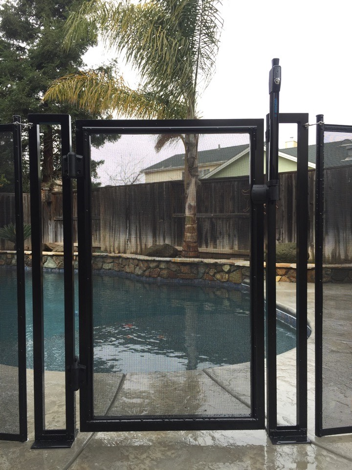 California Pool Fence Baby Barrier Pool Fence Of San Jose