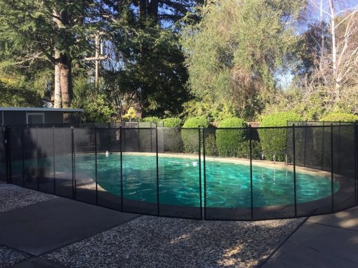 Sunnyvale Pool Fences