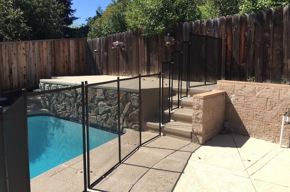 Pleasant Hills Baby Barrier Pool Fence Of San Jose
