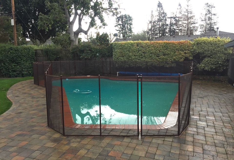 Willow Glenn Baby Barrier Pool Fence Of San Jose