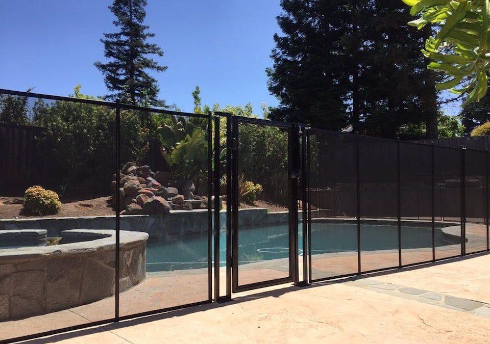 Alamo Pool Fence