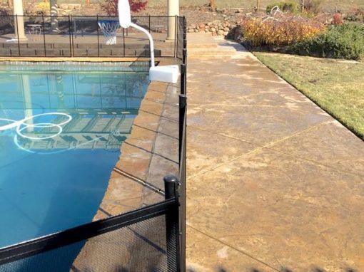 Danville California Pool Fence