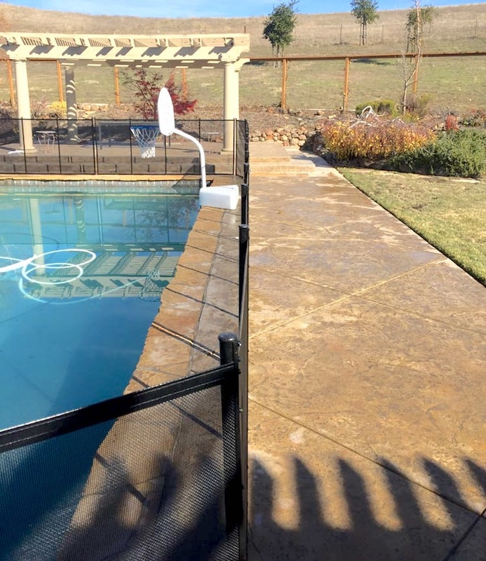 Baby Barrier Danville Ca Pool Fence