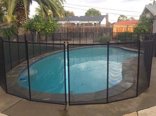 Mountain View Pool Fences