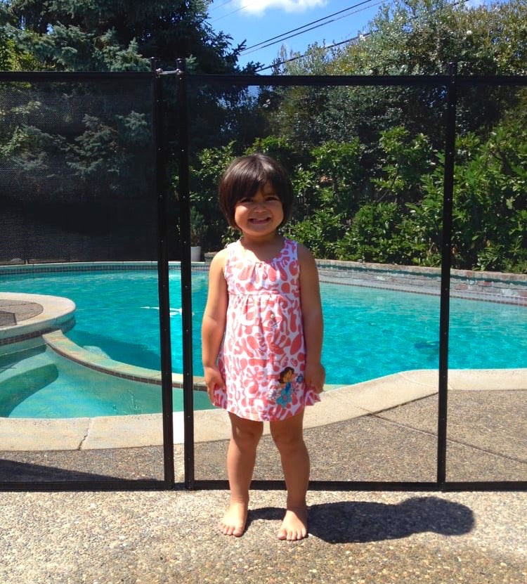 Baby Barrier Pool Fence Children Safety
