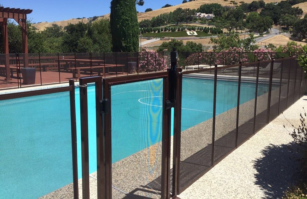 Baby Barrier Pool Fence Gilroy