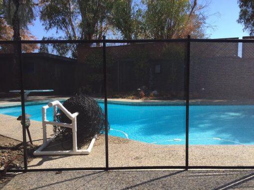 Los Altos Pool Fence