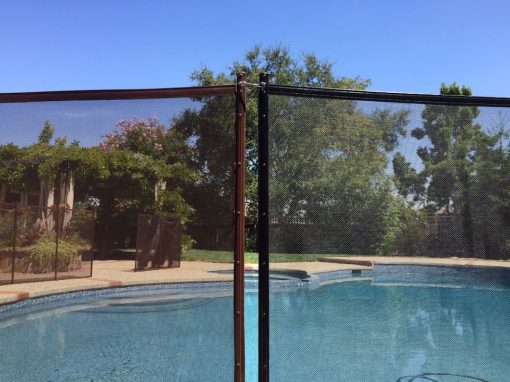 Los Gatos Pool Fence