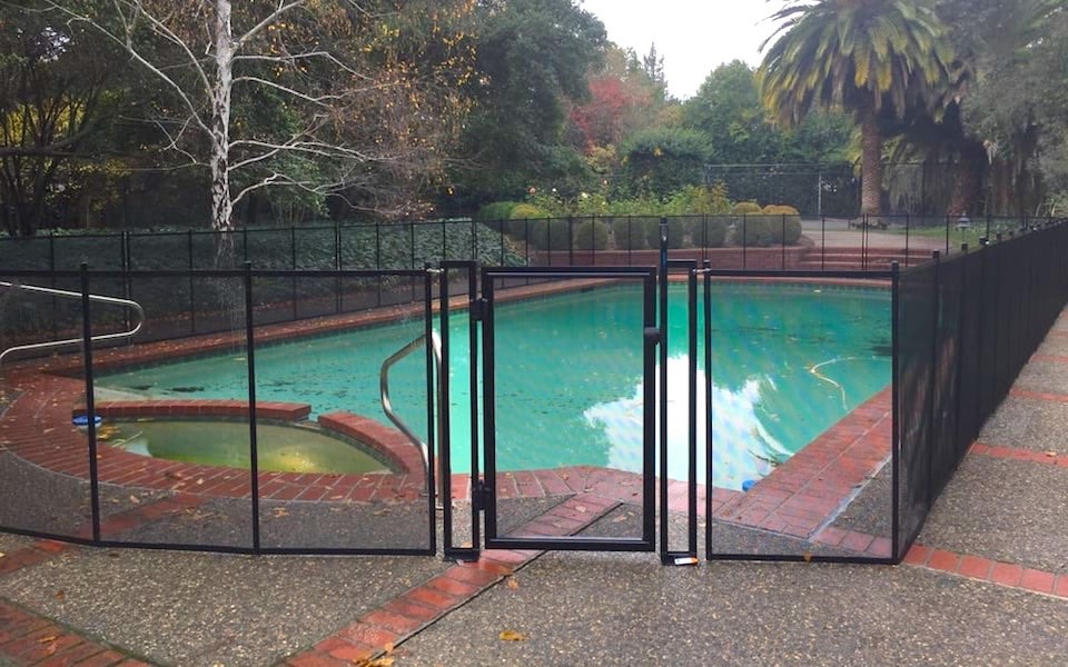 Baby Barrier Pool Fence Palo Alto