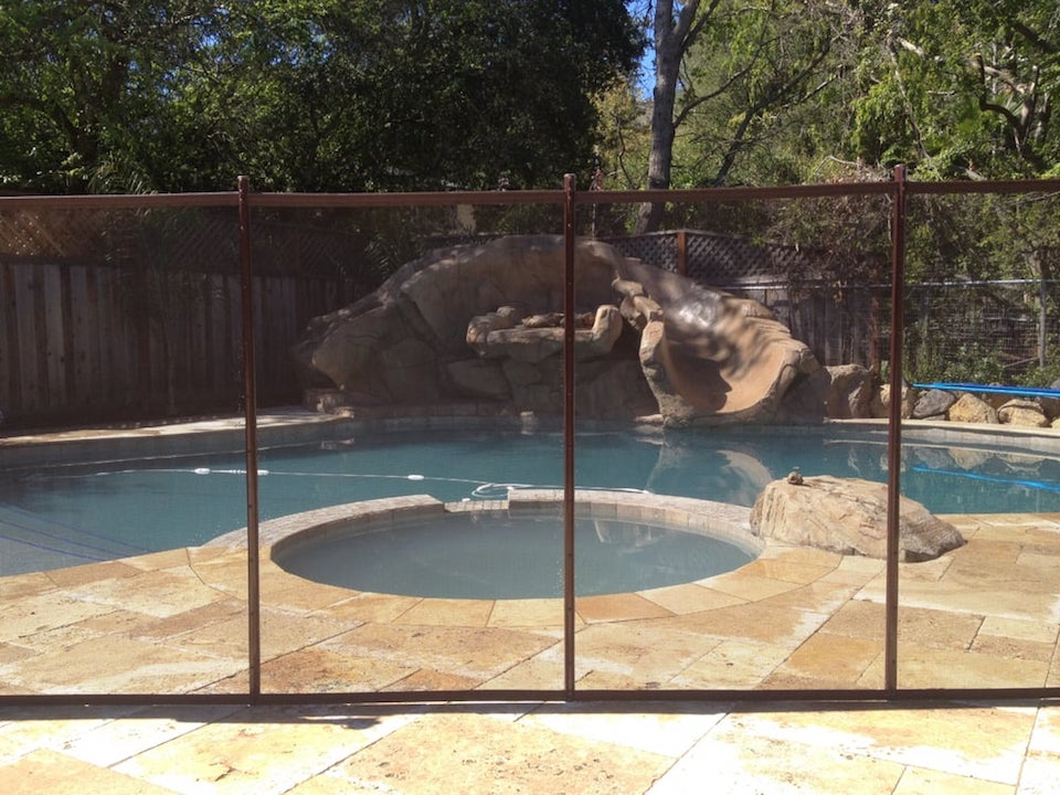 Baby Barrier Pool Fence Pleasanton