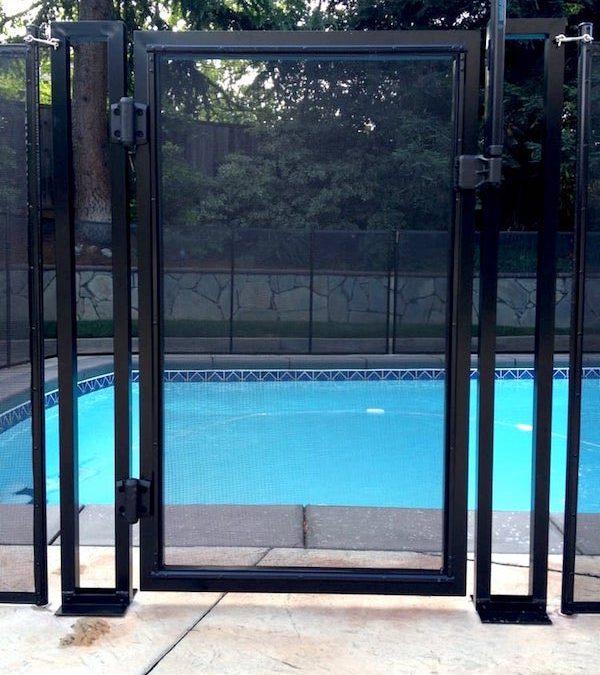 San Carlos Pool Safety Fence