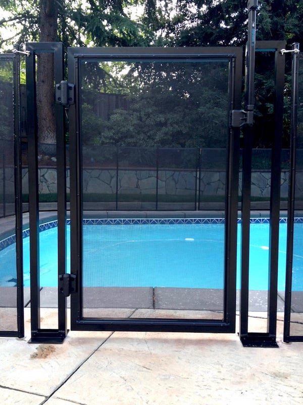 Baby Barrier San Carlos Pool Fence