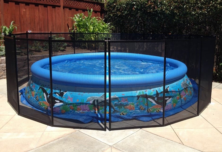Baby Barrier San Jose California Pool Fence