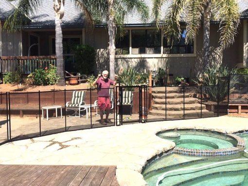 Saratoga Pool Fences