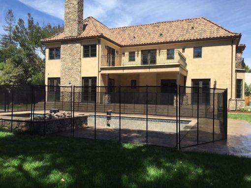 San Jose Pool Safety Fence