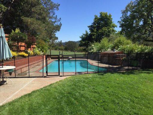 Blackhawk Pool Fence