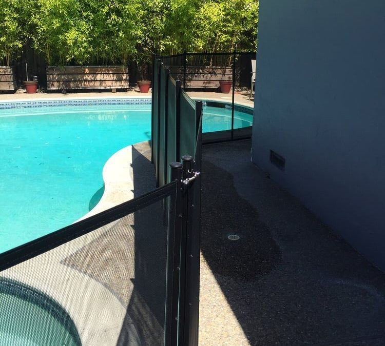 Concord Pool Fence