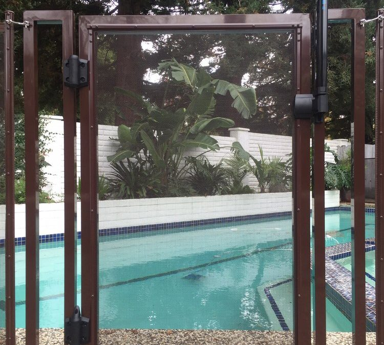 Cupertino Pool Fences