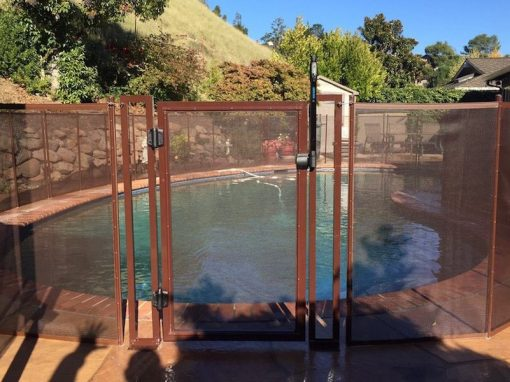 Danville Pool Fence