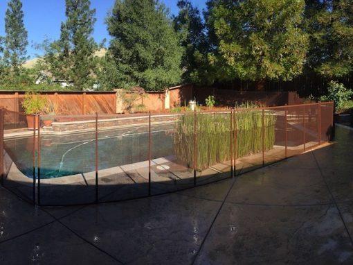 Pool Fence Danville