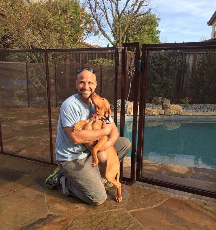 Baby Barrier Pool Fences San Jose Owner