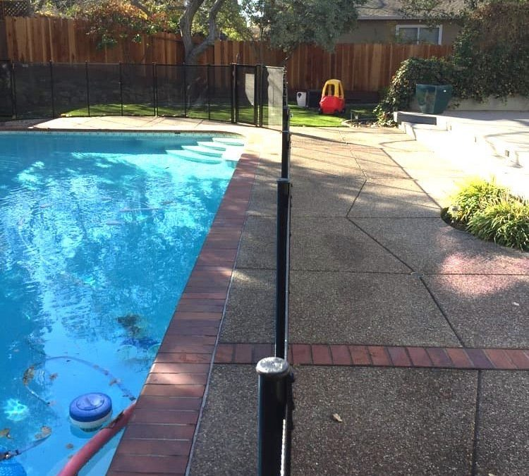 Foster City Pool Fence