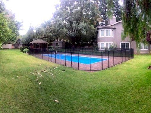 Fremont Pool Fence