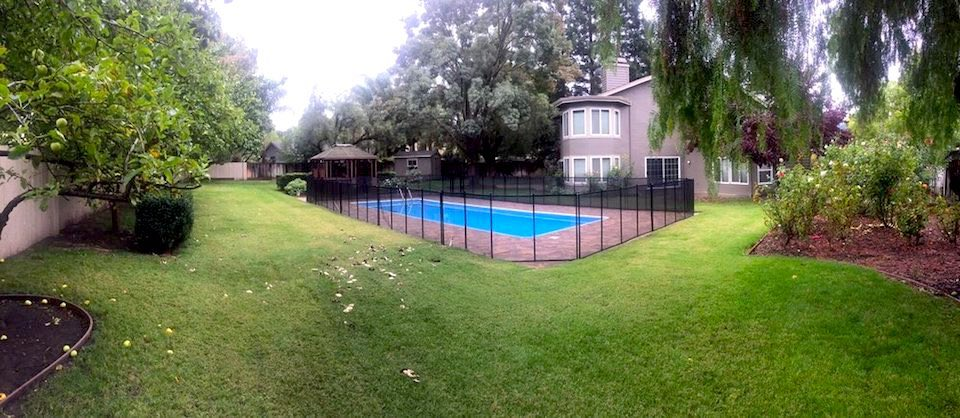 Fremont Baby Barrier Pool Fence