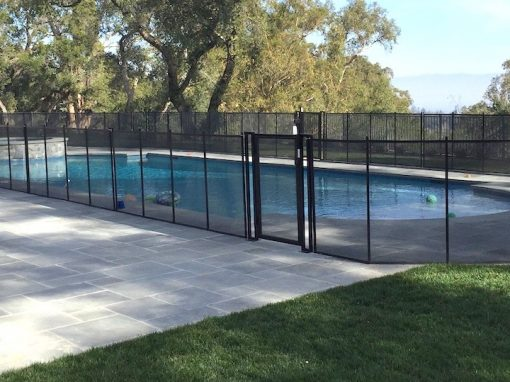Pool Fence Los Gatos
