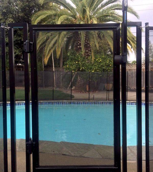 Manteca Pool Fence