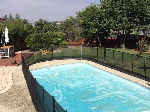 Pool Fence Morgan Hill