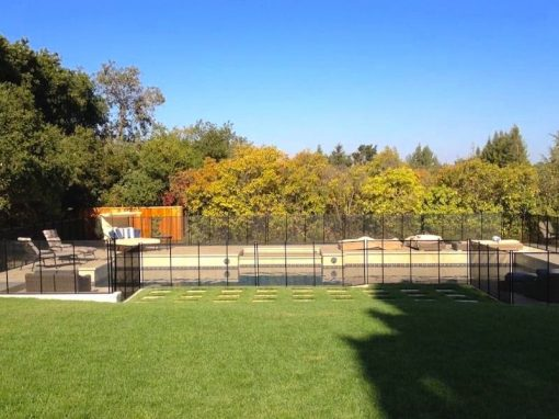 Napa Pool Fence