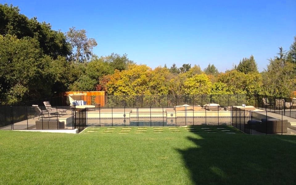 Napa Pool Fence