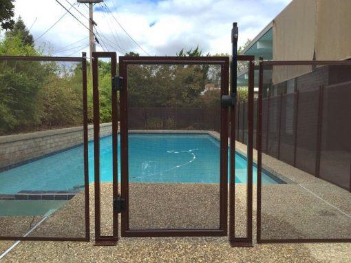 Palo Alto Pool Fences