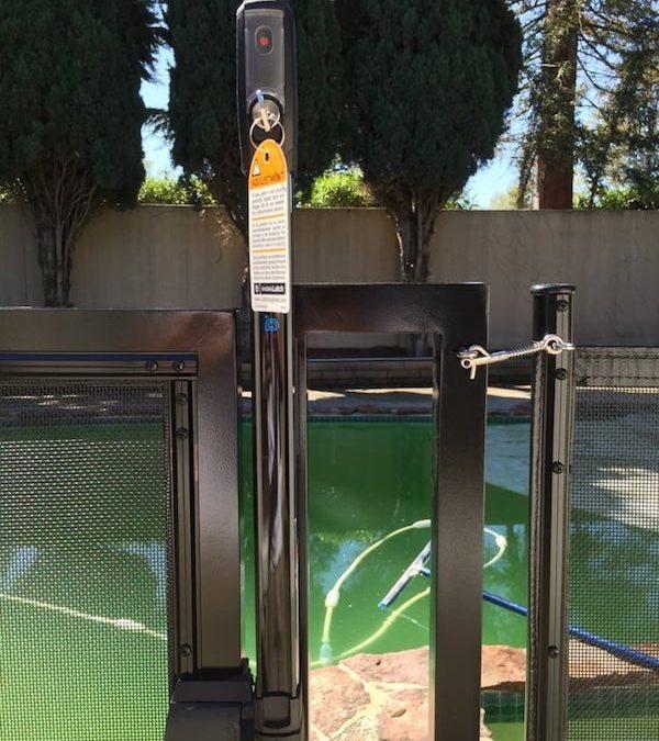 Pool Fence Gate