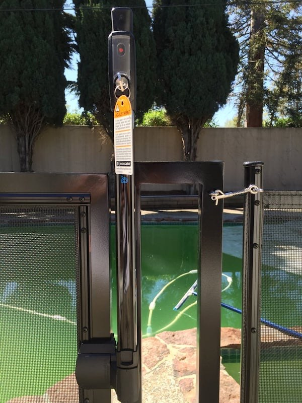 Pool Gate Baby Barrier Pool Fence