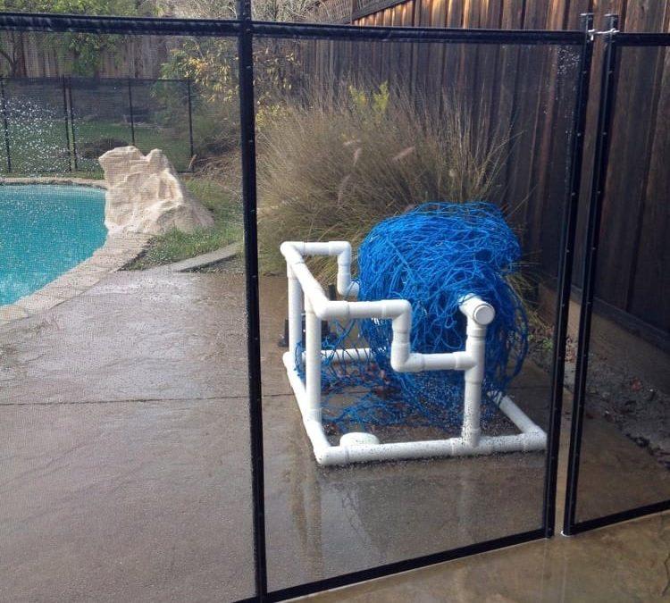 San Carlos Pool Fence