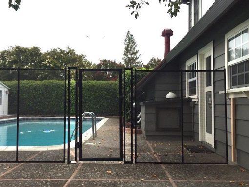 Santa Rosa Pool Fence
