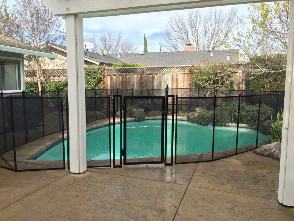 Pool Fence CA Livermore