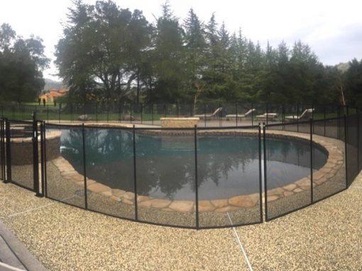 Gilroy Pool Fence