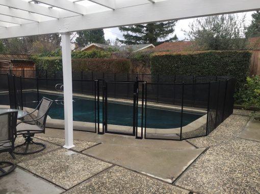Pool Fences Almaden